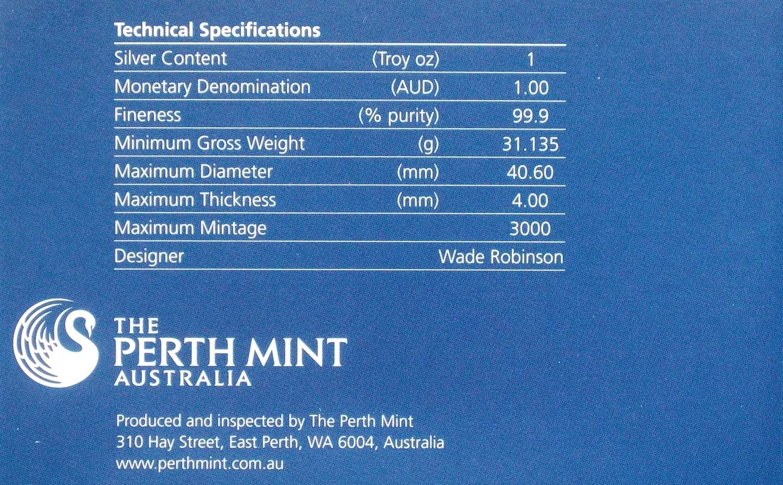 2014 Centenary of Australian Submarines 1oz Silver Proof Coin Badge Set