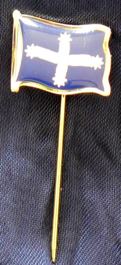 Australia Eureka Flag Enamel Stick Pin