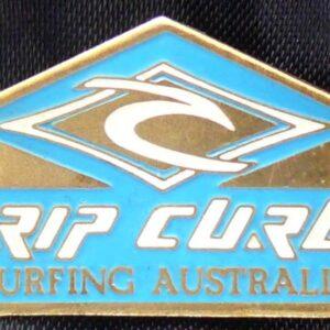 Australia Rip Curl Surfing Metal Pin