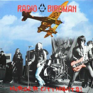 Radio Birdman Euro Blue Wax Limited Edition - 201/500