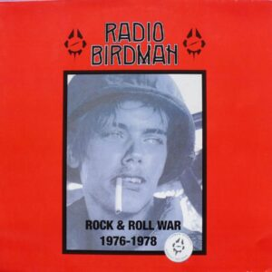 Radio Birdman French Red Wax Limited Edition - 42/500