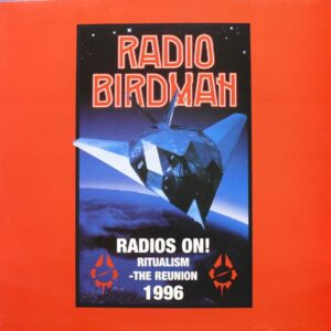 Radio Birdman Swedish Red Wax Limited Edition - 84/500