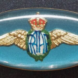 Royal Australian Air Force - Sweethearts Badge 1940's