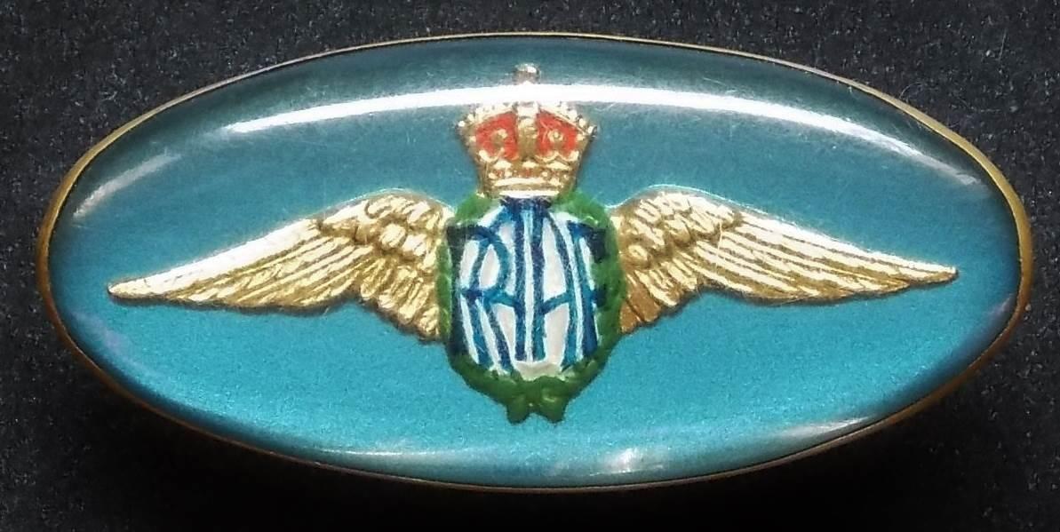 Royal Australian Air Force - Sweethearts Badge 1940's