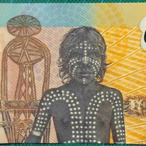 1988 Australia $10 Bicentennial AA23013406 Last Prefix