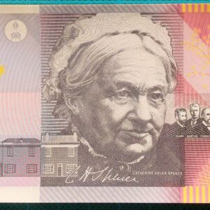 2001 Five Dollars Centenary of Federation FC01