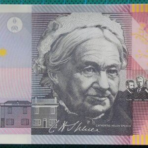 2001 Five Dollars Centenary of Federation GB01