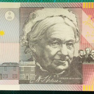 2001 Five Dollars Centenary of Federation HH01
