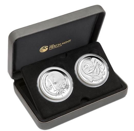 2016 Royal Australian Mint 50 Years of Decimal Currency.