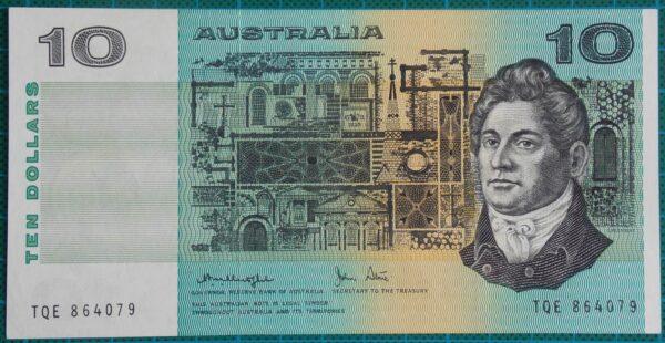 1979 Australia Ten Dollars TQE