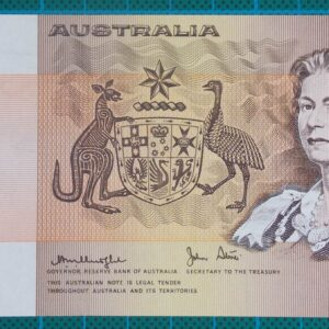 1977 Australia One Dollar Note - DEL