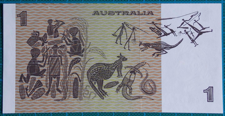 1982 Australia One Dollar Note - DPK