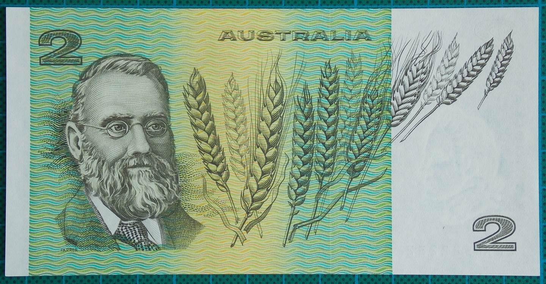 1985 Australia Two Dollars - LKA