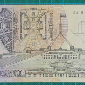 1992 Australia Five Dollars Polymer AA91