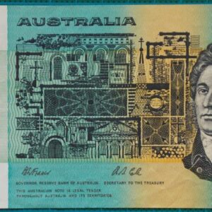 1991 Australia Ten Dollars MPB Without PIL