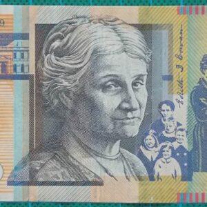 1996 Australia Fifty Dollars Polymer - AL96